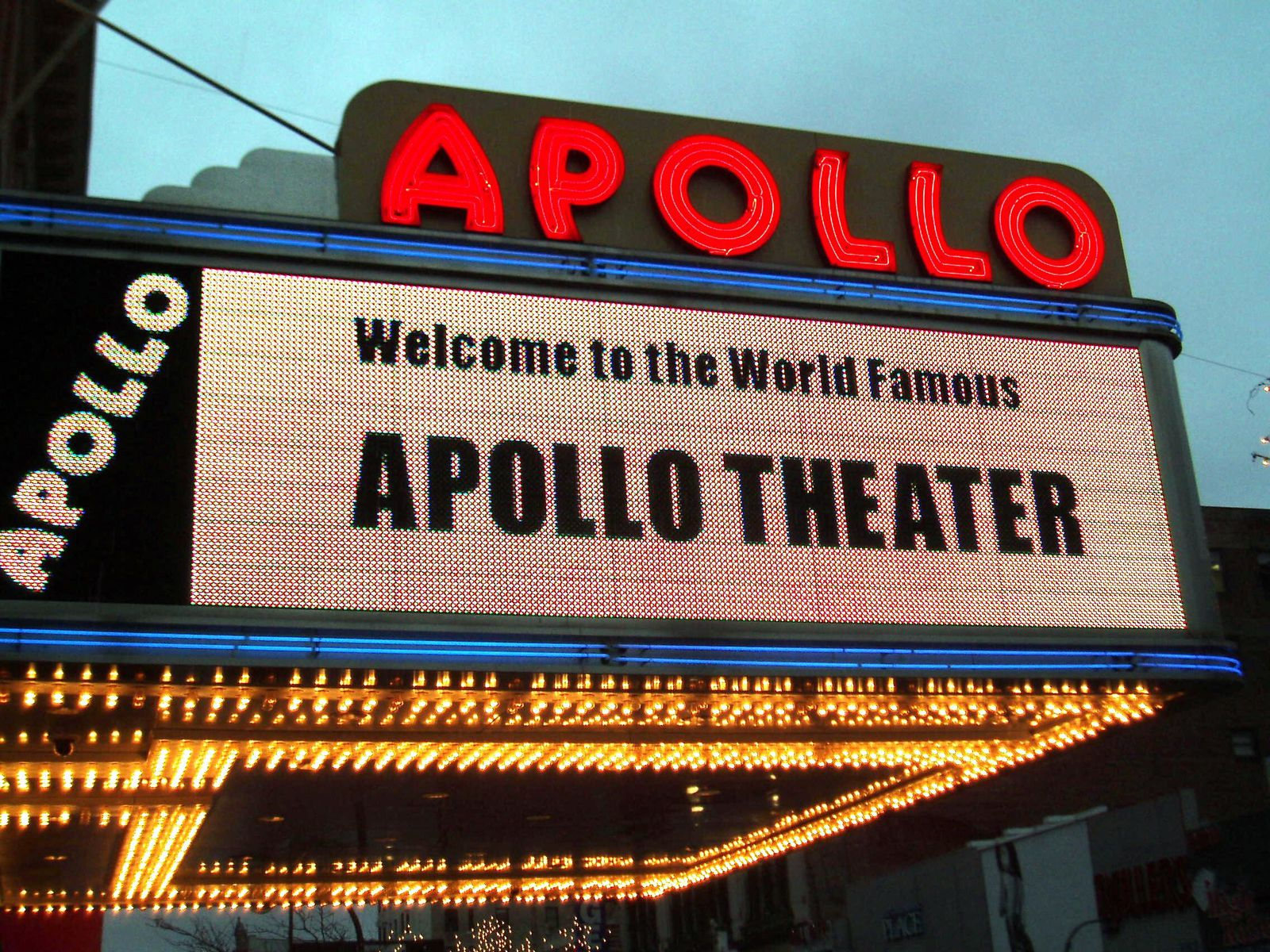 APOLLO-THEATER HARLEM
