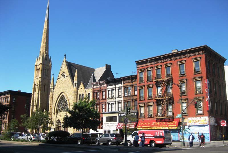 EGLISE-UNITED-HOUSE-OF-PRAYER-FOR-ALL-PEOPLE HARLEM