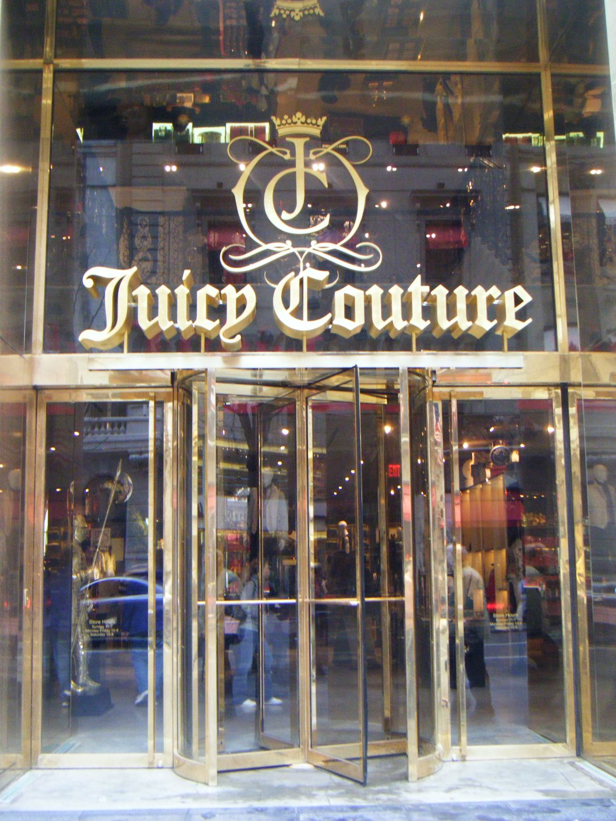 F2716 Juicy Couture New York