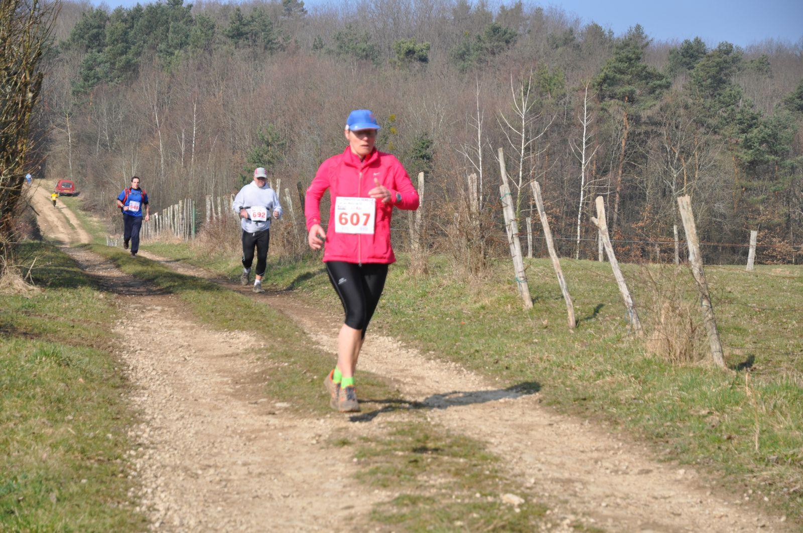 Album - Trail des Monts de Gy 2011  - 4
