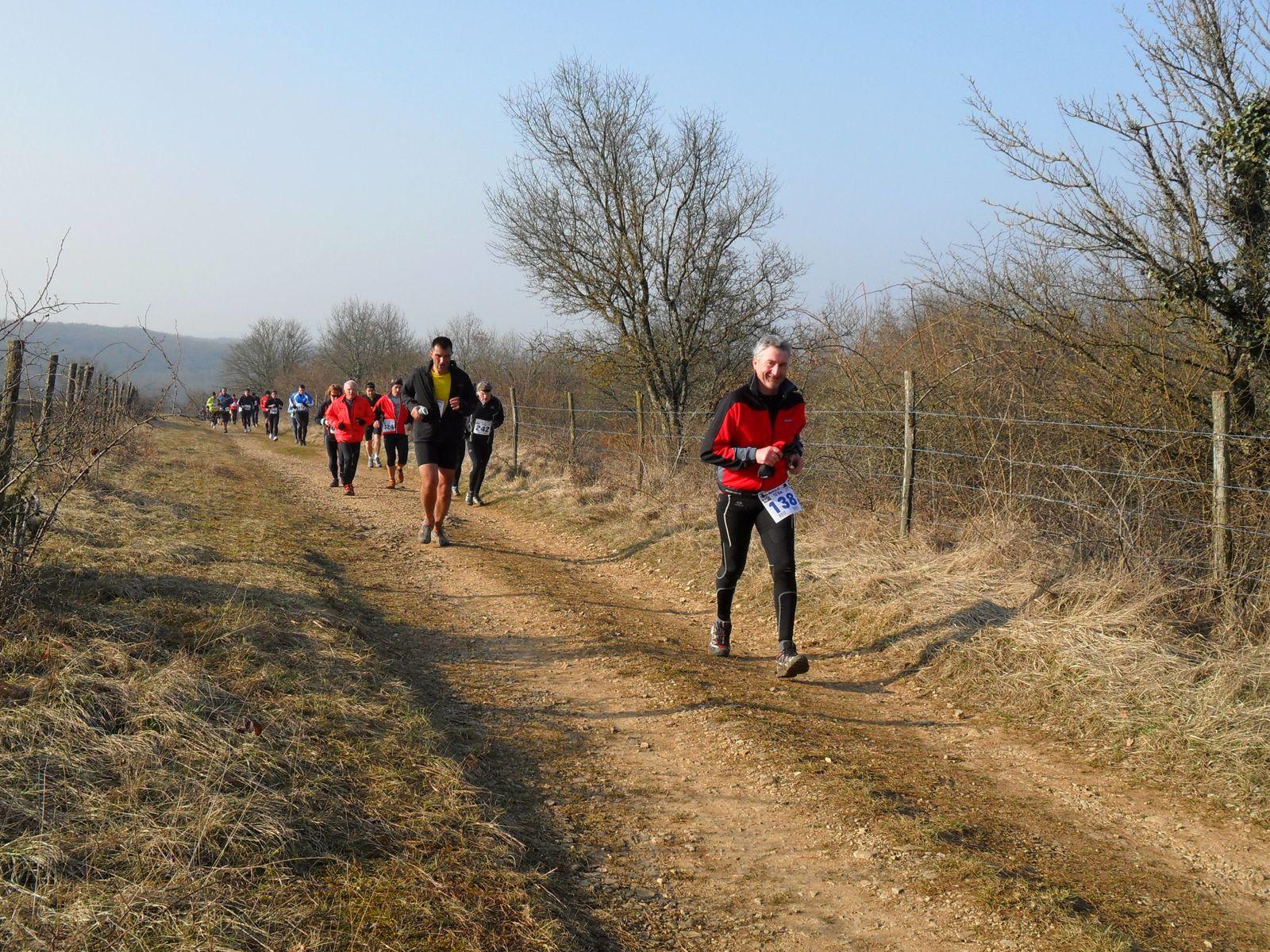 Album - Trail des Monts de Gy 2011  - 2