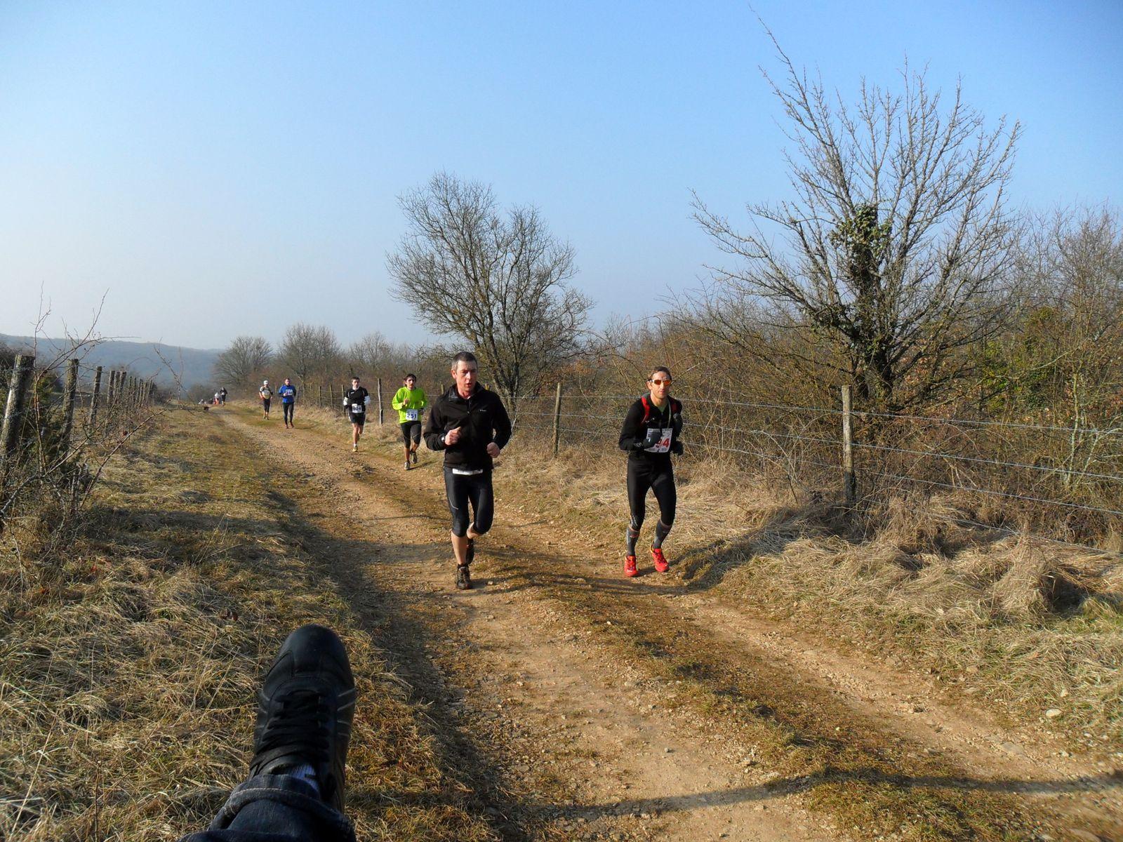 Album - Trail des Monts de Gy 2011 1ère partie