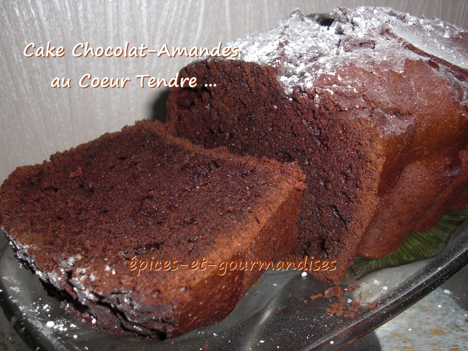 gateau au chocolat fondant avec chocolat en poudre. Black Bedroom Furniture Sets. Home Design Ideas