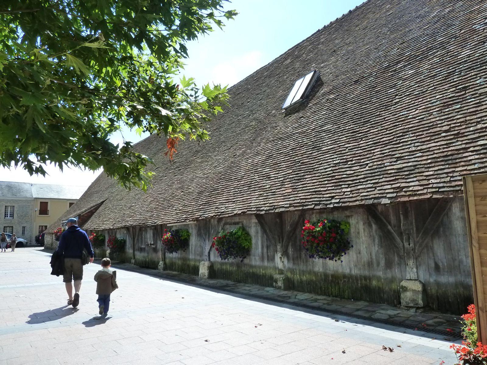 La village d'Art Guillaume-Le-Conquérant, Normandie 2013