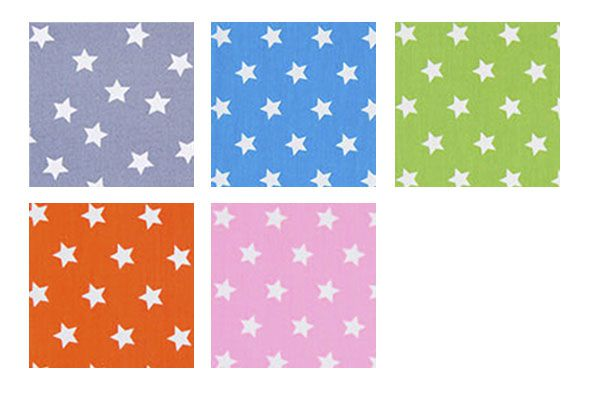 Tissu-étoile-moyenne