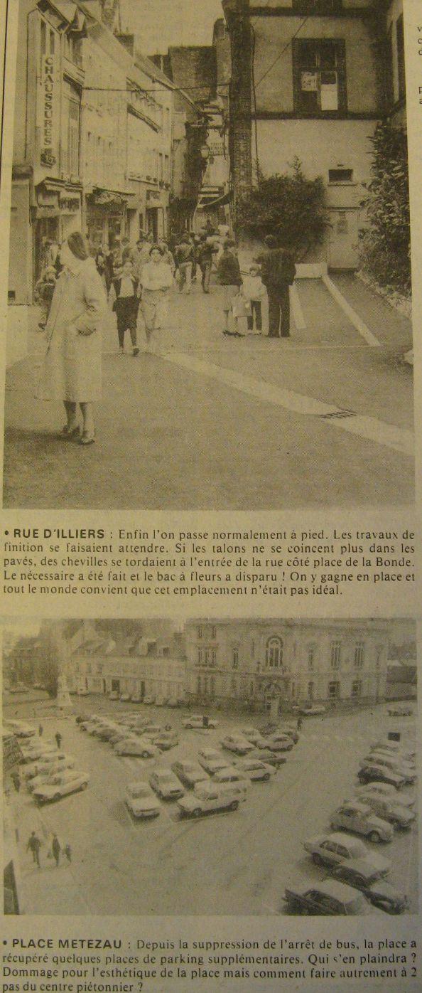 1982-avril gde rue piètonne-marché. 5 illiers metezeau