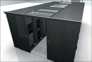 Photo d'un Data Center