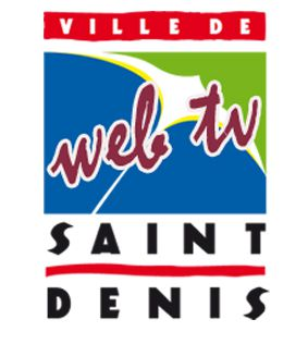 Logo Web TV de Saint-Denis