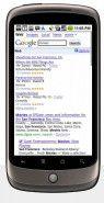 Photo du Nexus One
