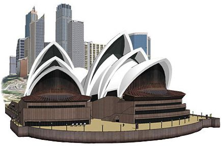Création architecturale 3D