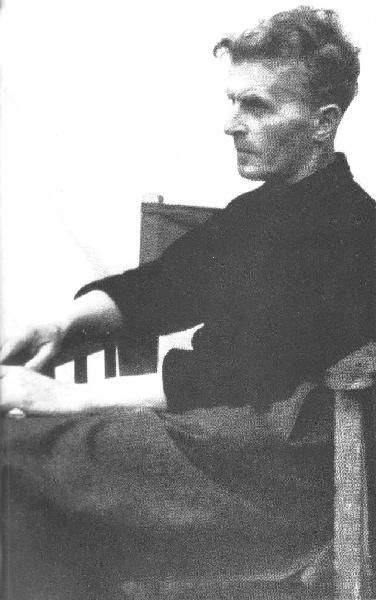 wittgenstein alone
