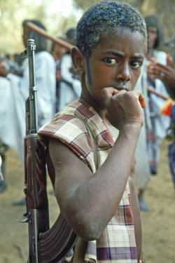 sudan child soldier