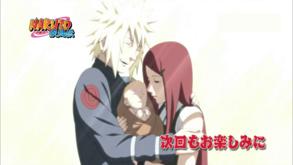 Rencontre naruto kushina