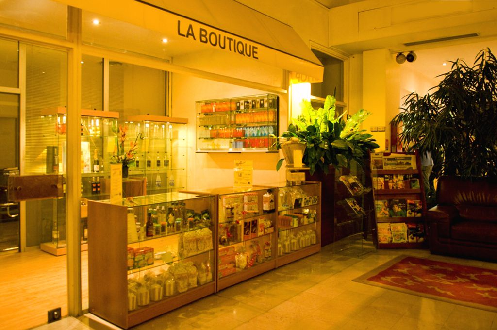 Album hotel infos news hotel best western le for Maurice boutique