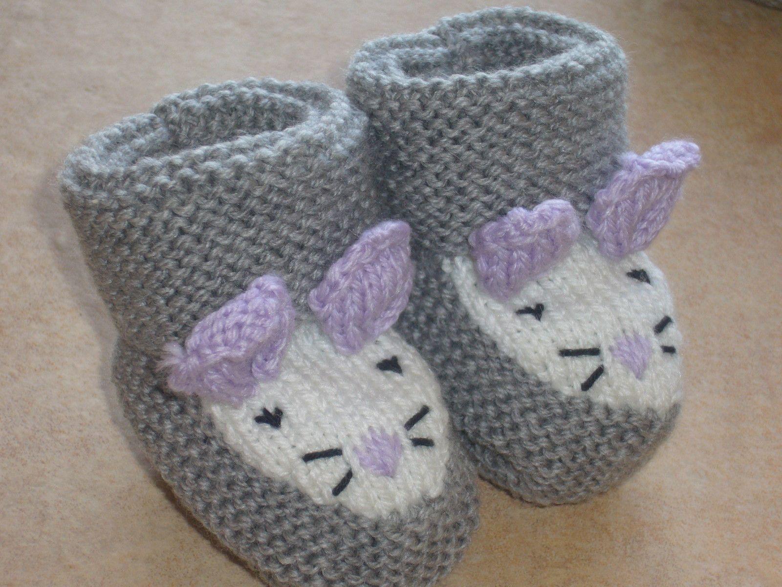 33c3f10c7c981 Mode d emploi pour de jolis chaussons bébé