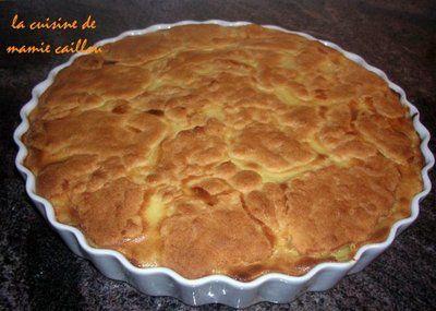 Blog de mariecaillou :LA CUISINE DE MAMIE CAILLOU, The Gâteau Basque...