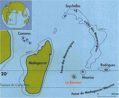 Carte Reunion Maurice.Decouverte De L Ile De La Reunion La Marmite De Julie