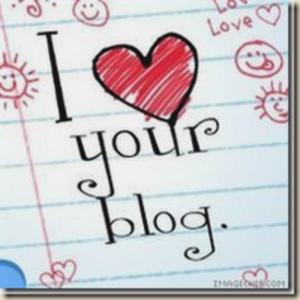 i love your blog 2