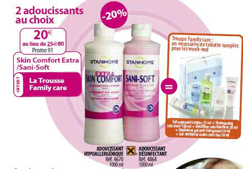 Coupons lessives