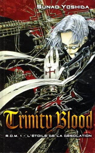 trinity blood r o m 1 - l etoile de la desolation 370