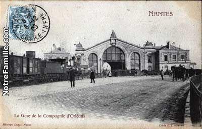 gare orléans
