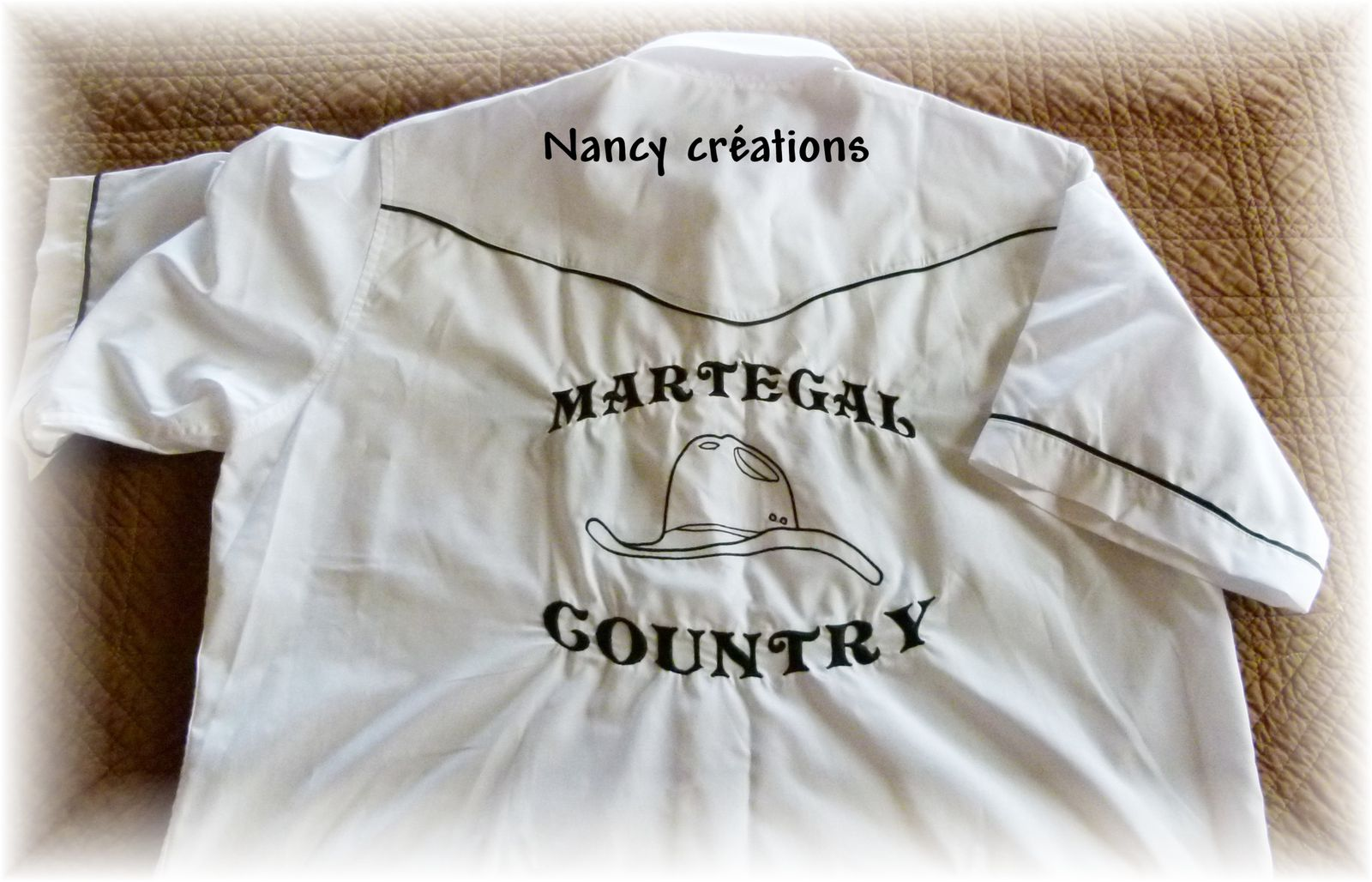 Chemise Country 002