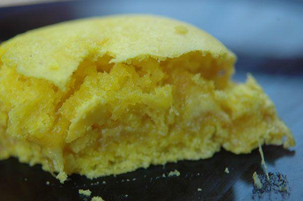 Macarons au durian