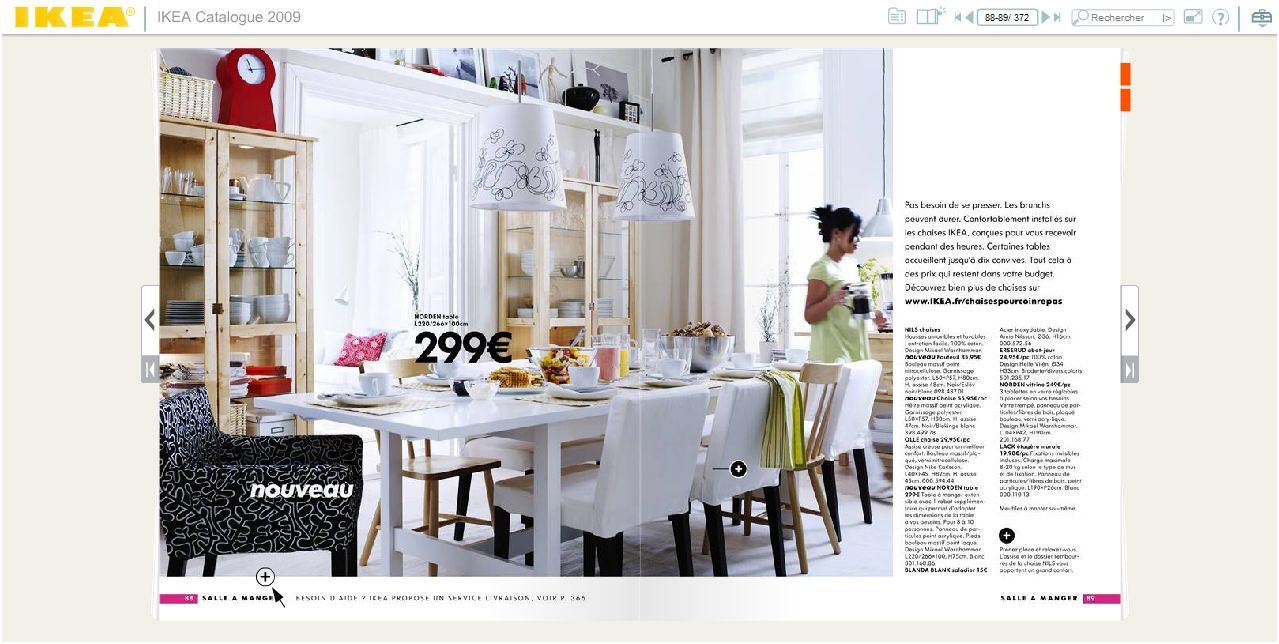 Analyse catalogue IKEA