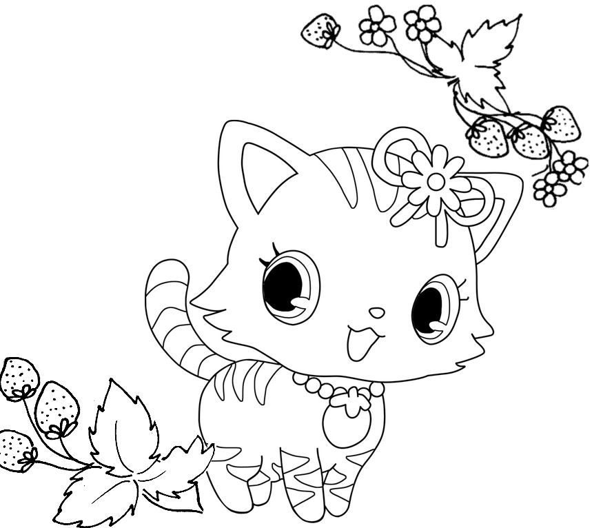 Jewel Pet Drawing of How to Draw Jewel Pets