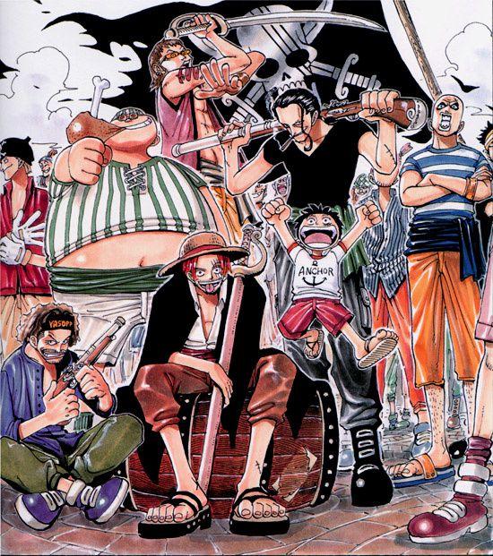 One Piece_Shanks Le Roux - Mangas-Amy   550 x 621 jpeg 218kB