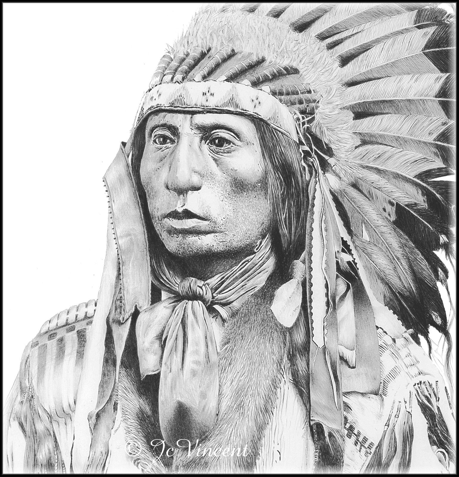 - Chief Jack Red Cloud - 2