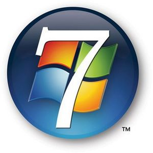 Logo de Windows Seven