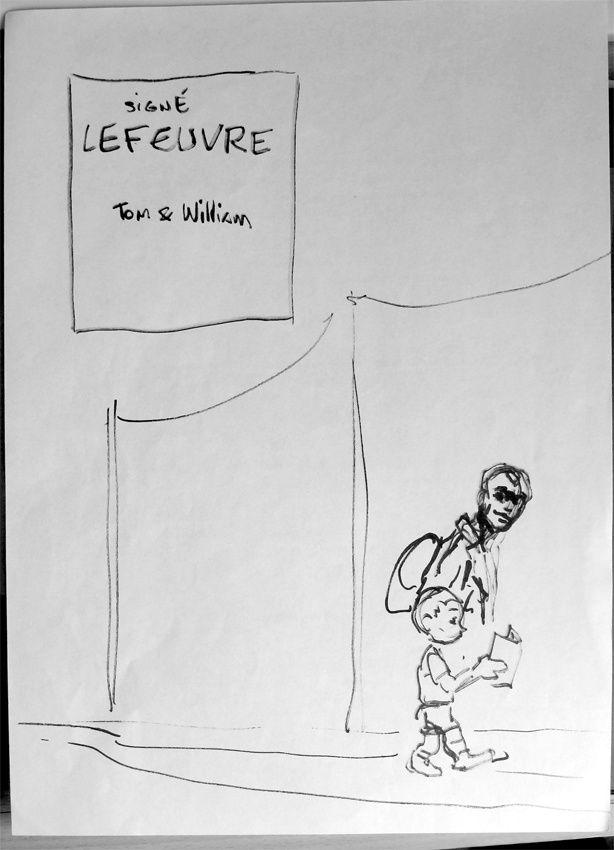 Creation D Une Couverture De Bd Laurent Lefeuvre