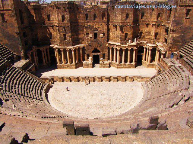 Z album. Aquellas joyas de Palmyra y el museo-alepo