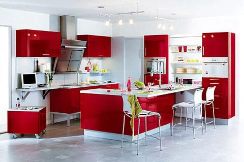 Osez la couleur dans la maison : le rouge - Carolynes Home