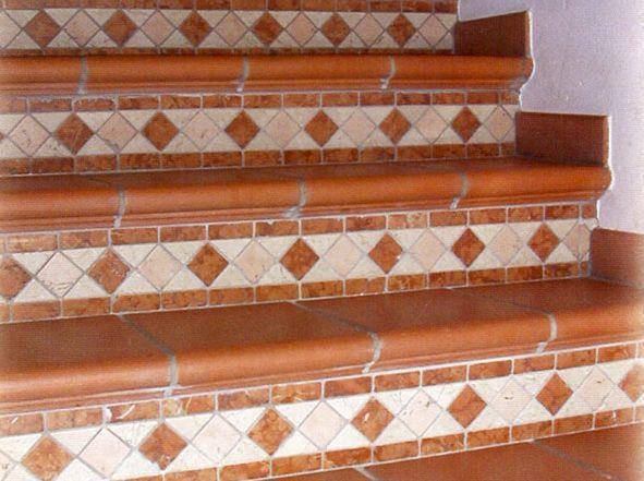 Rivestimento di scale esterne pavimenti rivestimenti - Impermeabilizzazione scale esterne ...