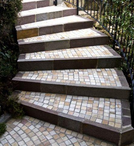 scale esterne - pavimenti,rivestimenti,resina,bagni,tramezzi,masseti, - Pavimento Per Scale Esterne