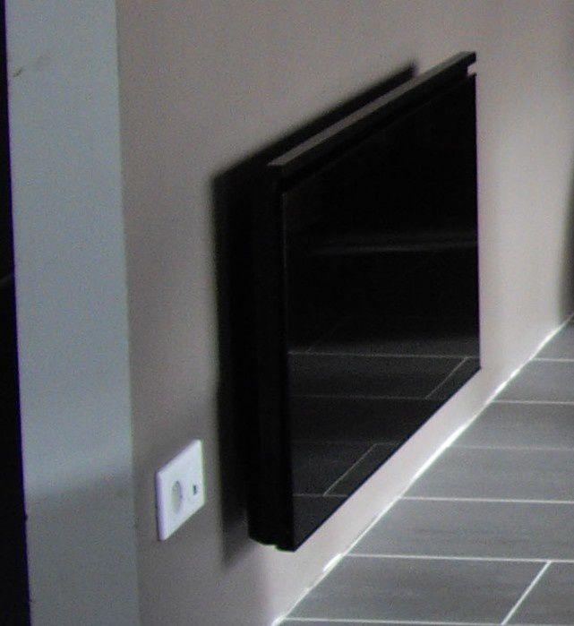 radiateur electrique noir radiateur lectrique noir vaya. Black Bedroom Furniture Sets. Home Design Ideas