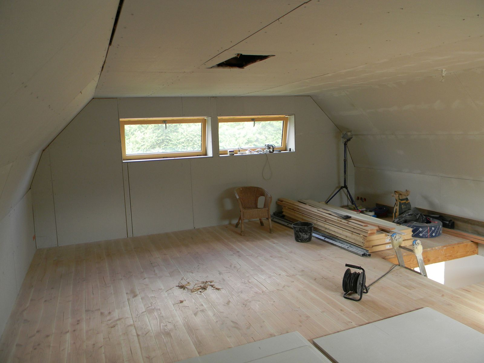 Album amenagement interieur auto construction d 39 une for Amenagement interieur d une maison