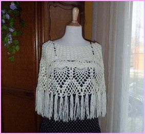 poncho 1 pour colonne