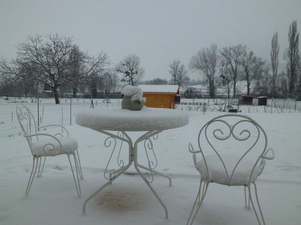 neige février 2013.