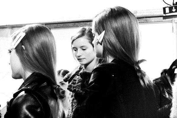 Behind the scenes Elie Saab Backstage (9)
