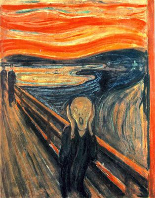 munch TheScream