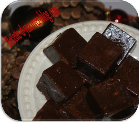 caramel choco
