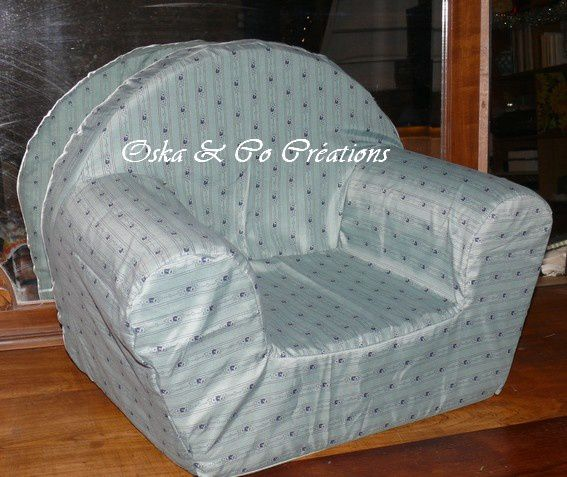 diy une housse pour fauteuil club en mousse pour enfant. Black Bedroom Furniture Sets. Home Design Ideas