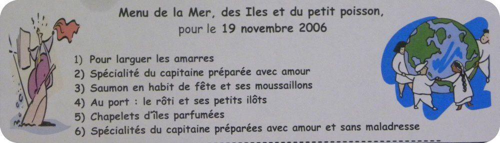 Enigme Autour Du Menu De Fete Pour Mes 50 Ans Le Blog De