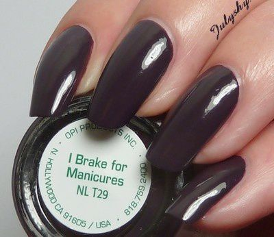 I Brake For Manicures 4