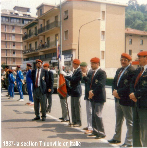 1987-la section Thionville en Italie (3)