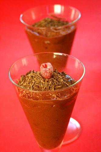 Mousse au chocolat maison pour 6 8 verrines cuisinestyle - Mousse au chocolat maison ...
