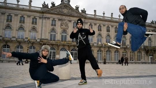 Ara Flav Battle Nancy 2014 Lilou, Samir et Nabil